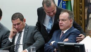 Samuel Moreira na aprovação da reforma na Comissão Especial