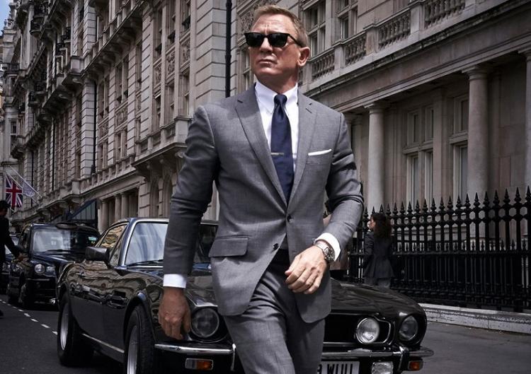 007: No Time to Die' é o título oficial do próximo filme de James Bond |  Jovem Pan
