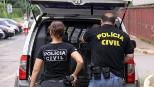 Polícia Civil cumpre mandados na secretaria estadual de Saúde e na Câmara Municipal