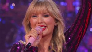 Taylor Swift será uma das atrações principais do Glastonbury Festival 2020