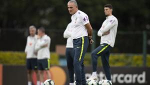 Tite define seleção brasileira com cinco alterações; Coutinho volta ao time titular