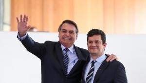 Não preciso 'fritar' ministro para demitir, diz Bolsonaro em relação a Moro