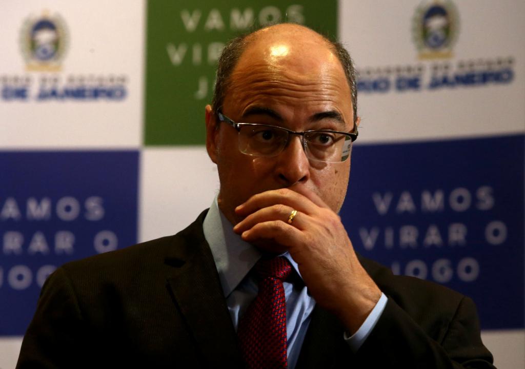 Witzel ainda não definiu candidato para apoiar na disputa pela prefeitura do RJ – Jovem Pan