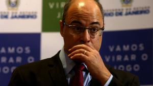 Crise da água não diminui interesse de investidor pela Cedae, diz Witzel