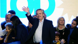 Alberto Fernandéz argentina