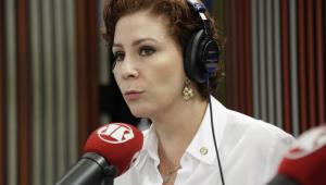 Carla Zambelli: 'Witzel me usou como cortina de fumaça'
