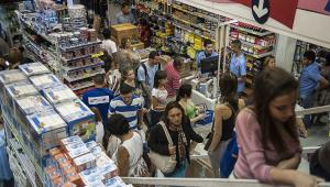 IBGE: Vendas do varejo aumentam 13,9% em maio ante abril
