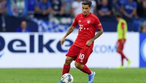 Bayern de Munique não exercerá opção de compra de Coutinho, diz jornal