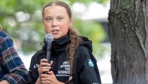 Greta Thunberg é eleita personalidade do ano pela revista Time