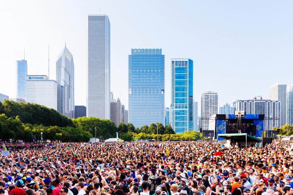 Lollapalooza nos EUA é cancelado por pandemia de coronavírus