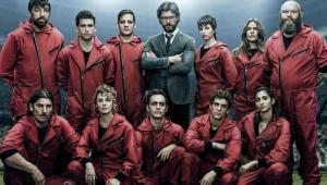 "Netflix já renovou ""La Casa de Papel"" para a quarta temporada"