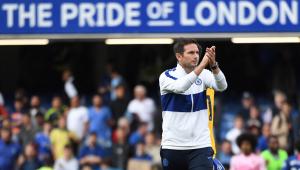 Lampard define lista de sanções, e atrasados no Chelsea precisam pagar cerca de R$ 107 mil