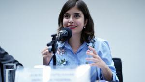 Tabata Amaral quer que profissionais da educação sejam priorizados na vacinação contra Covid-19
