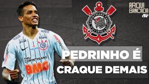 Chapéus, golaços... Olha como Pedrinho está destruindo no Corinthians!