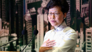 Governo de Hong Kong diz que não cederá a ameaças de Trump