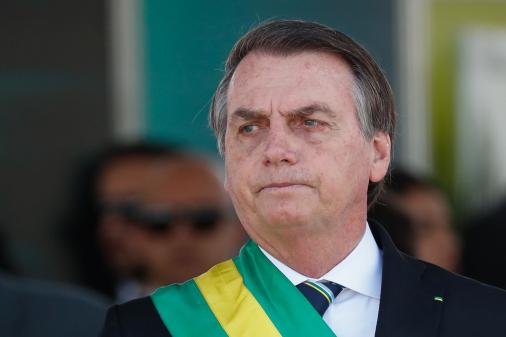 Bolsonaro testa negativo para coronavírus