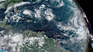 furacão dorian avança bahamas e flórida