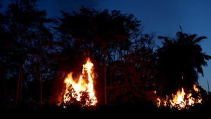 Nasa alerta que altas temperaturas do mar podem intensificar queimadas na Amazônia