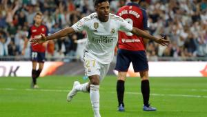 Zidane exalta Rodrygo após show em goleada