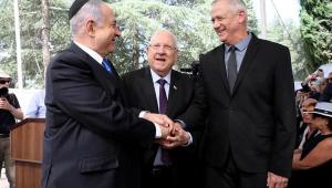 netanyahu-e-gantz-israel