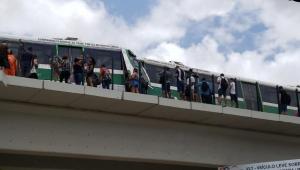 VLT acidente Fortaleza Ceará