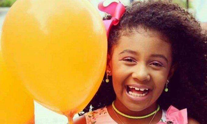 PM é indiciado por morte da menina Ágatha Félix no RJ