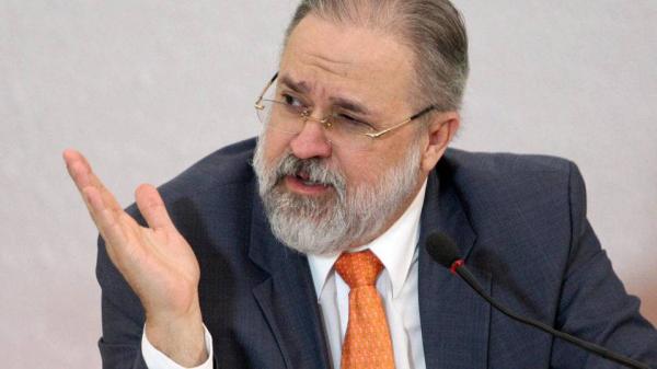 Augusto Aras: supostas mensagens da 'Vaza Jato' serão avaliadas pela PGR