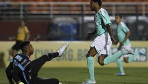 Luiz Adriano volta aos treinos e deve ser titular do Palmeiras diante do Grêmio