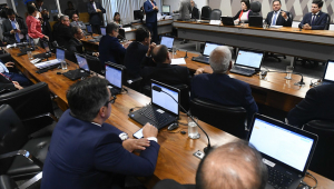 Votação fundo eleitoral CCJ Senado
