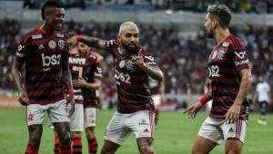 Flamengo pode ser campeão da Liberta e do Brasileirão no próximo final de semana
