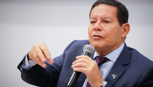 Mourão admite que é preciso apresentar 'melhores resultados' no combate ao desmatamento