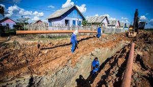 Governo aposta em universalização do saneamento até 2033