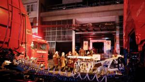 Polícia Civil do Rio indicia oito pessoas por incêndio no Hospital Badim