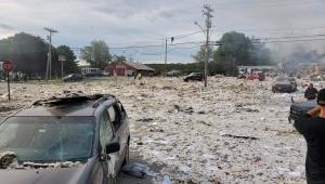 Explosão em Maine EUA