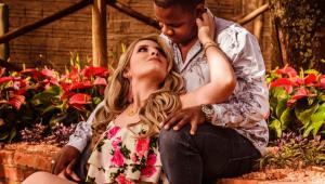 'Jamais vou esquecer que te amo', diz namorado de jovem morta após receber ajuda