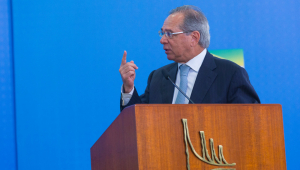 Governo Central deve fechar 2019 com déficit abaixo de R$ 80 bi, diz Guedes