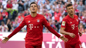 Técnico do Bayern diz que Philippe Coutinho pode ter nova chance como titular na Liga