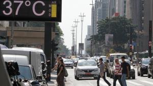 São Paulo deve bater recorde histórico de calor nesta quinta-feira