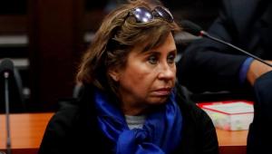Sandra Torres, ex-candidata da Guatemala