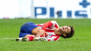 João Félix sofre lesão e vira baixa no Atlético de Madri em clássico contra o Real