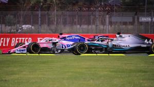 """Hamilton vence no México, mas Bottas chega em 3º e """"adia"""" conquista do hexa"""