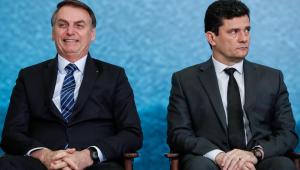 Bolsonaro diz a secretários que estuda recriar Ministério da Segurança Pública