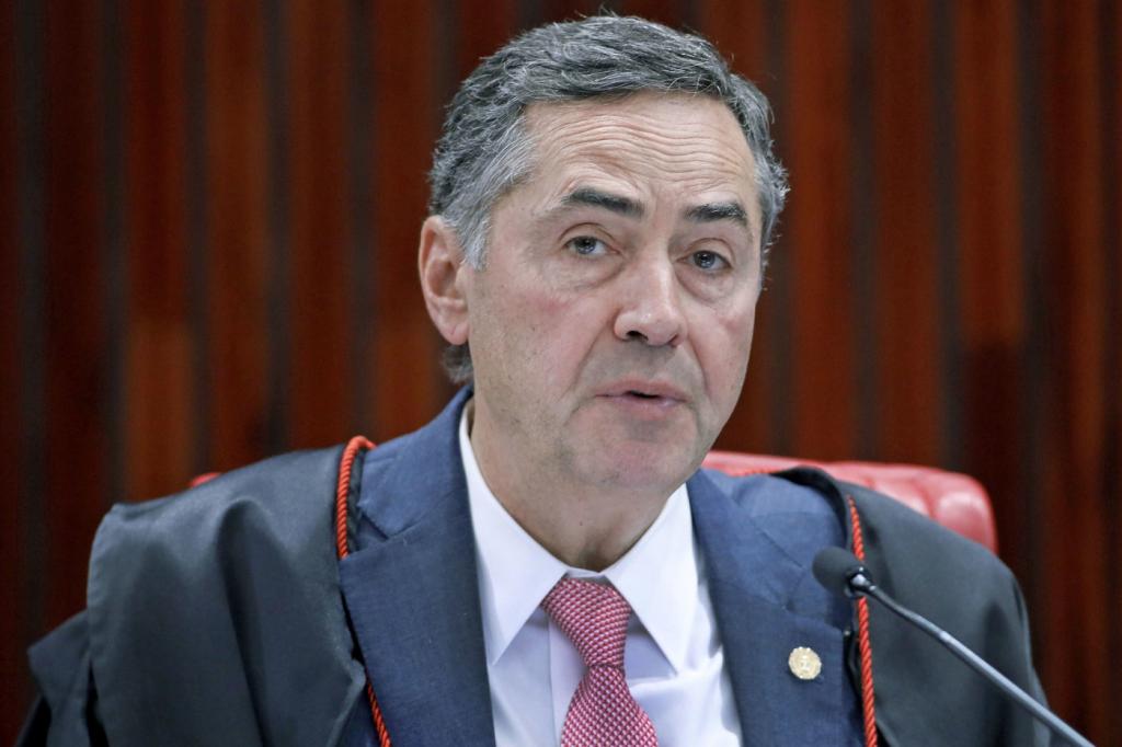 Política pública 'não pode causar genocídio', diz Barroso – Jovem Pan