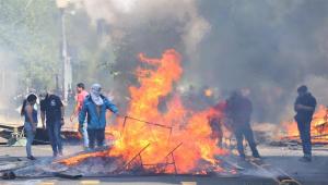 Protestos prosseguem na América Latina e chegam à Colômbia
