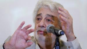 Tenor Plácido Domingo, acusado de assédio sexual, pede perdão às vítimas