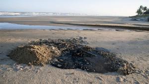 Chega a 675 número de localidades afetadas por óleo no Nordeste e no ES