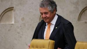 O ministro Marco Aurélio