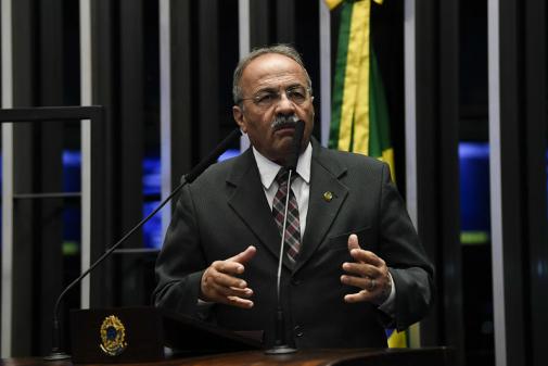 Senador Chico Rodrigues pede afastamento por 90 dias