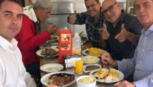 Queiroz e ex-assessores de Flávio Bolsonaro são alvos de operação