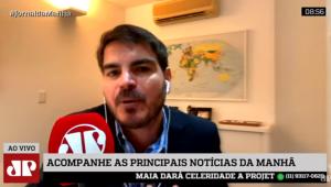 Constantino: União entre Bivar e Bolsonaro é pura conveniência